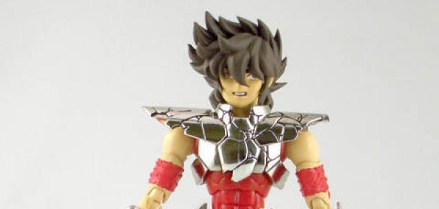 Broken Pegasus Seiya