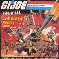 GI Joe Collectors Display Case
