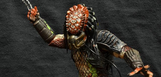 Battle Damaged City Hunter Predator