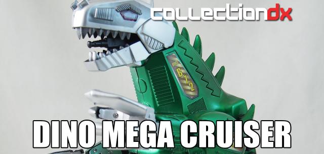 Dino Mega Playset