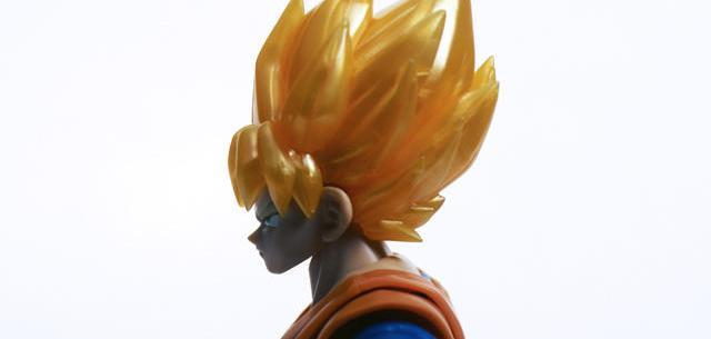 Super Saiyan Son Gokou