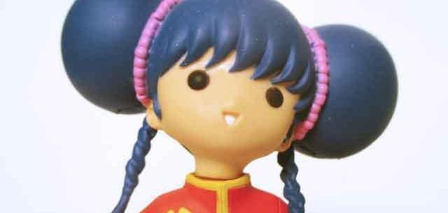 Minmay Doll Secret Chase Figure