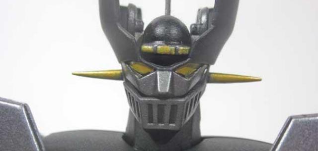 GX-01B Mazinger Z Black