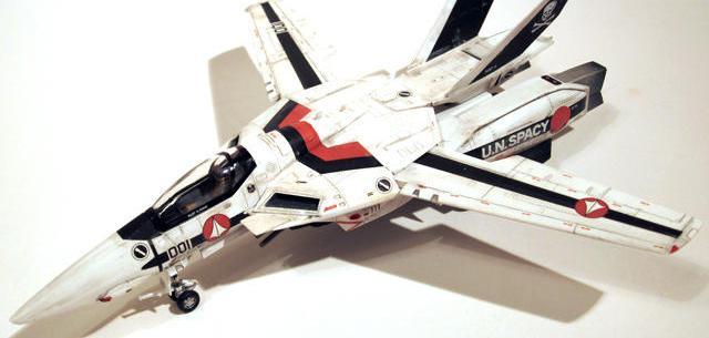 Hasegawa Valkyrie VF-1A/J/S Model Kit 1/72