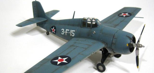 "Grumman F4F-3 Wildcat ENS Gayle Hermann ""Pearl Harbor Dec 7th 1941"""