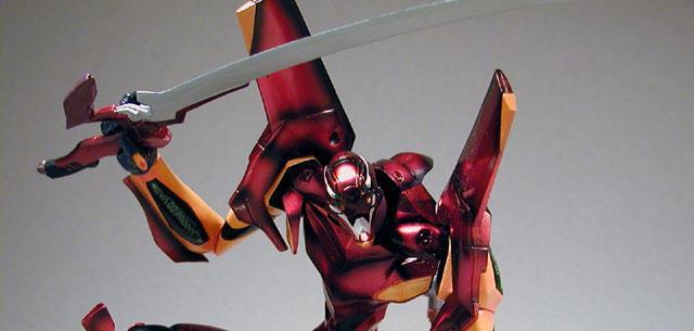 Evangelion Unit 02