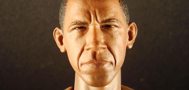 Naked Obama