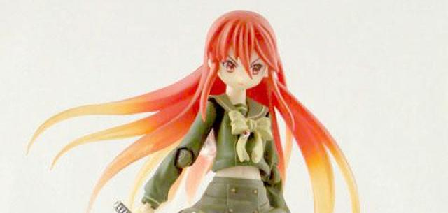 Shana: Flamed-Haired ver.