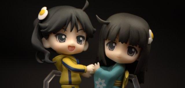 Bakemonogatari petit Nendoroid set