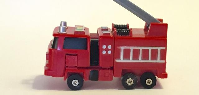 Hot Stuff Fire Engine