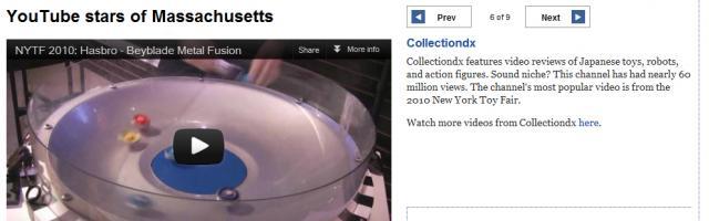 CollectionDX in the Boston Globe!