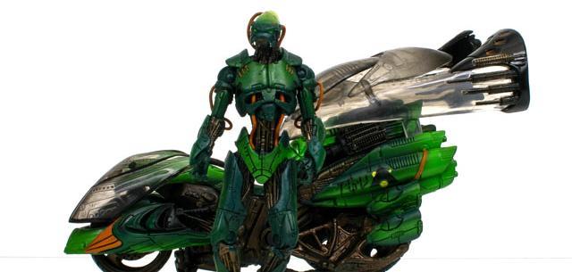 Nitro Riders: Green Vapor