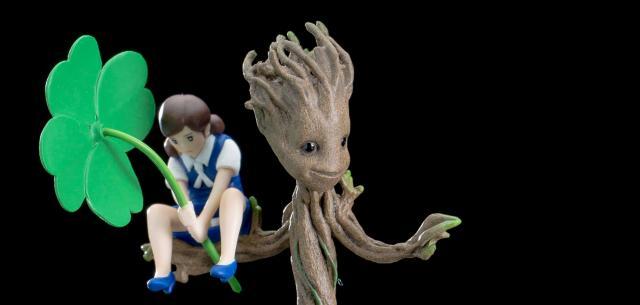 Hot Toys Little Groot
