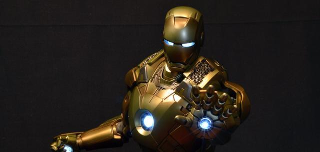 Iron Man Mk XXI Midas