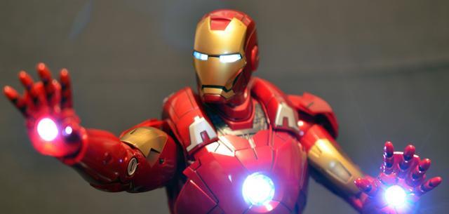 Iron Man Mk VII