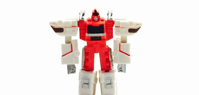 Hyper Fire Robo Gahaspon