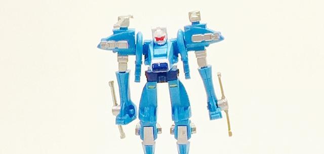Hyper Gyro Robo Gahaspon