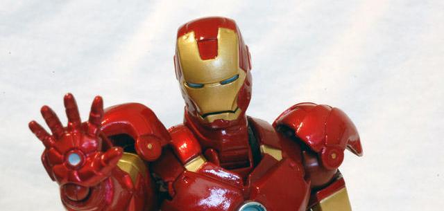 Iron Man Mk IV