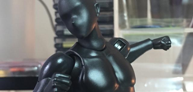 Body Kun (Black Ver.)