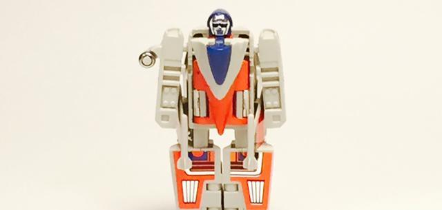 Heat Seeker / Falcon Robo