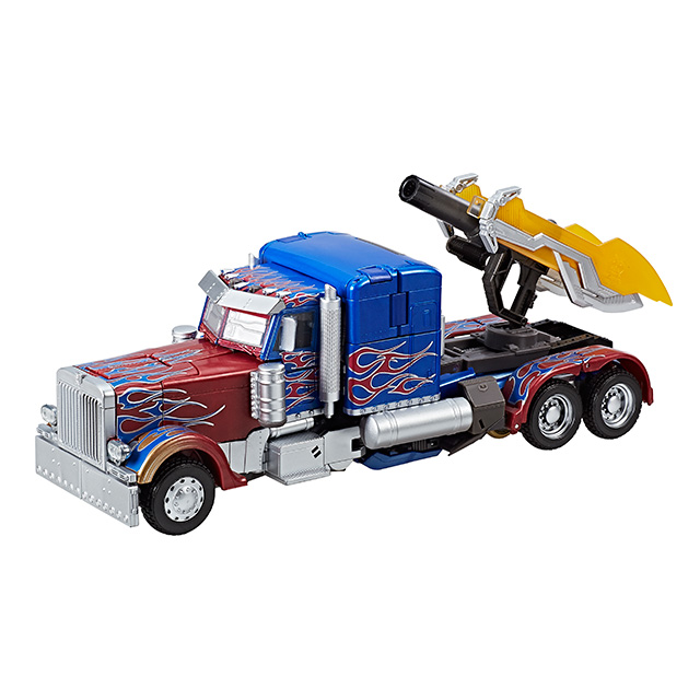 Masterpiece Movie Optimus Prime