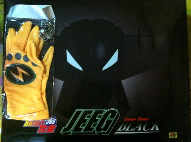 Jeeg (Limited Black Ver.)