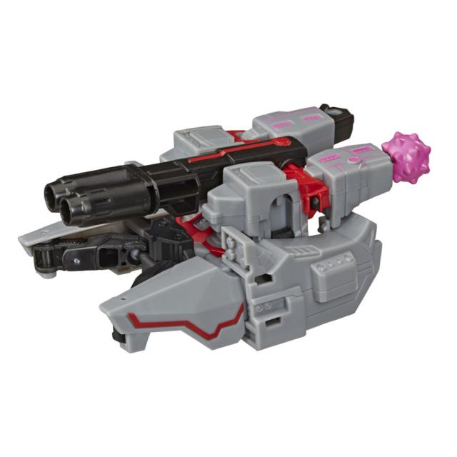 Transformers Bumblebee Cyberverse Adventures Warrior Megatron