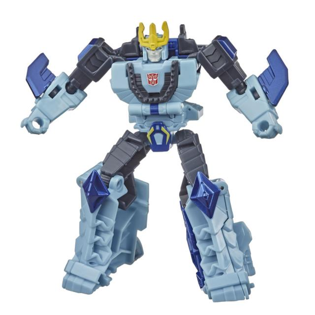 Transformers Bumblebee Cyberverse Adventures Warrior Hammerbyte