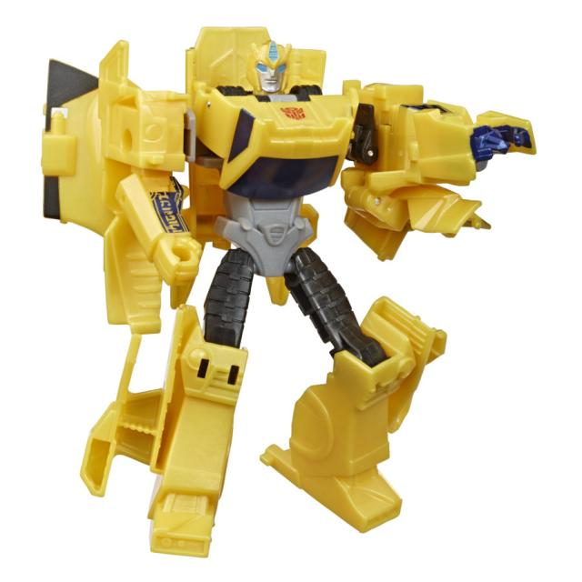 Transformers Bumblebee Cyberverse Adventures Warrior Bumblebee