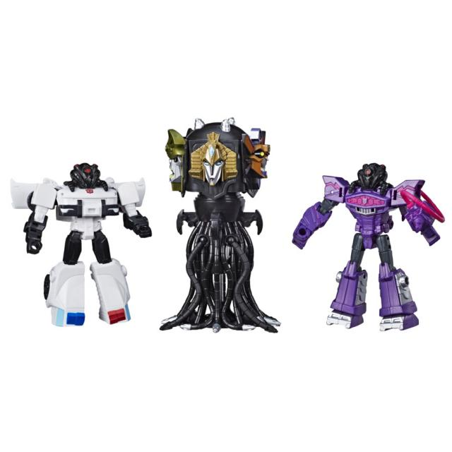 Transformers Bumblebee Cyberverse Adventures Quintesson Invasion Pack