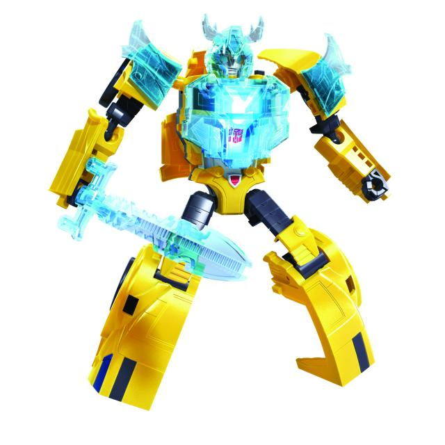 Transformers Bumblebee Cyberverse Adventures Battle Call Trooper Bumblebee