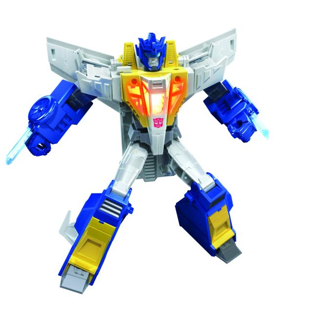 Transformers Bumblebee Cyberverse Adventures Battle Call Trooper Meteorfire