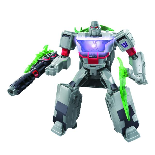 Transformers Bumblebee Cyberverse Adventures Battle Call Trooper Megatron