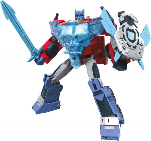 Transformers Bumblebee Cyberverse Adventures Battle Call Officer Optimus Prime