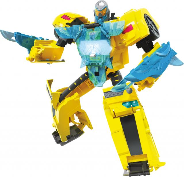 Transformers Bumblebee Cyberverse Adventures Battle Call Officer Bumblebee