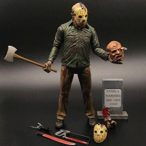 NECA Friday the 13th The Final Chapter Jason Action Figure