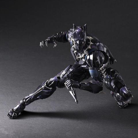 PA Kai Black Panther Action Figure