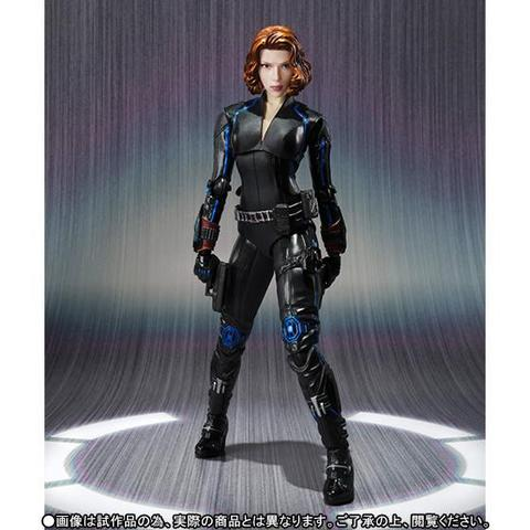 S.H. Figuarts Black Widow Action Figure