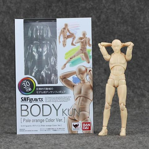 Body Kun / Body Chan Manga Drawing Figure