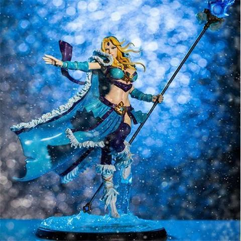 Dota2 Crystal Maiden Action Figure