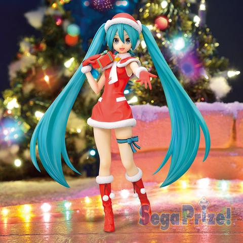 Hatsune Miku Christmas Clothes Ver Action Figure