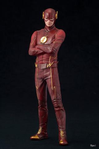 DC Superhero The Flash Justice League Barry Allen Action Figure