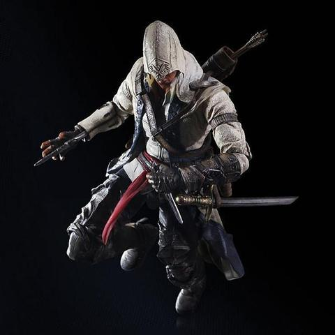PA Kai Assassin's Creed III Connor Kenway Action Figure