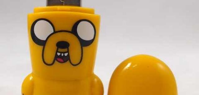 Adventure Time Mimobot USB Drives