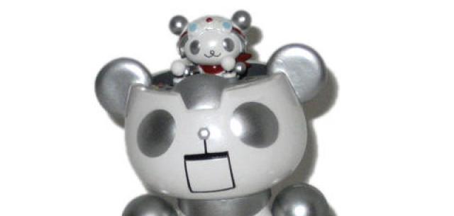 Panda-Z Perfect Model (Silver)