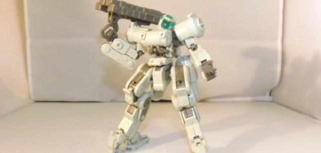 Frame Arms EXF 10/32 Greifen