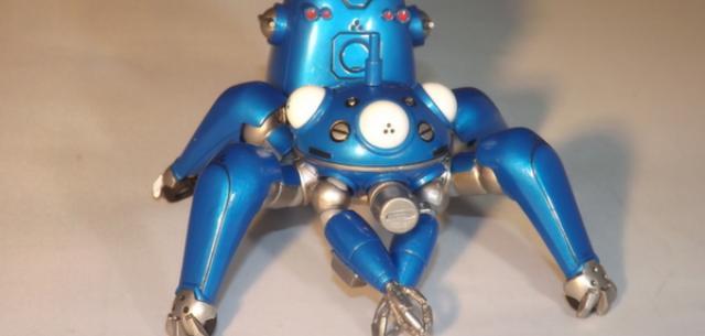 Tachikoma Blue