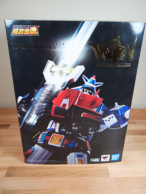 Vehicle Voltron Package
