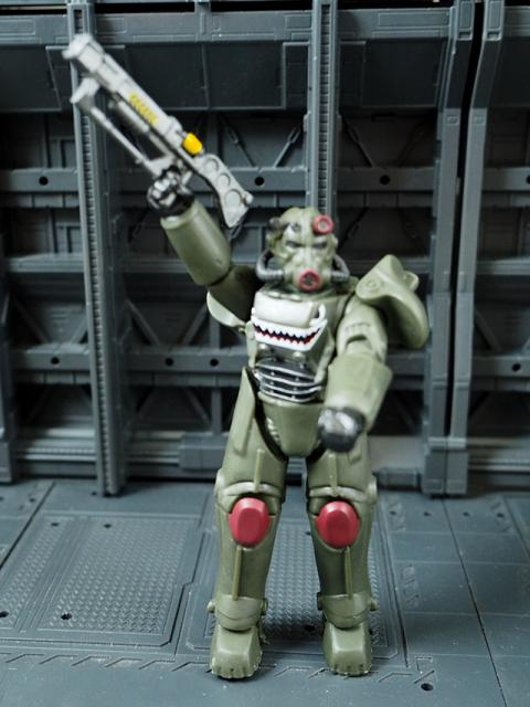 T-45 Hod Rod Shark Power Armor