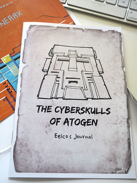 The Cyberskulls of Atogen